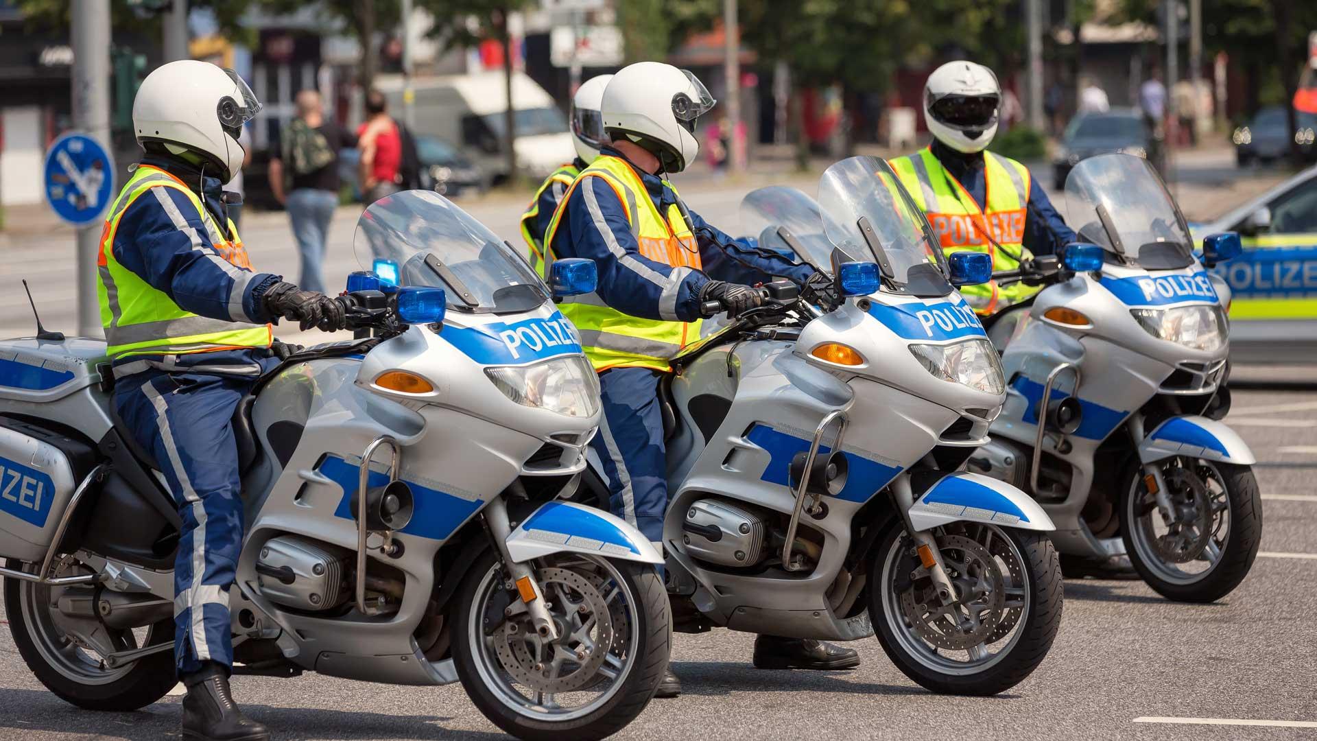 Sicherheit und Ordnung