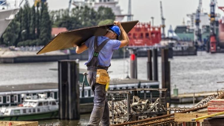 Hamburger Hafen Wirtschaft
