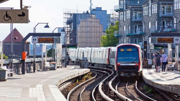 Hochbahn HVV