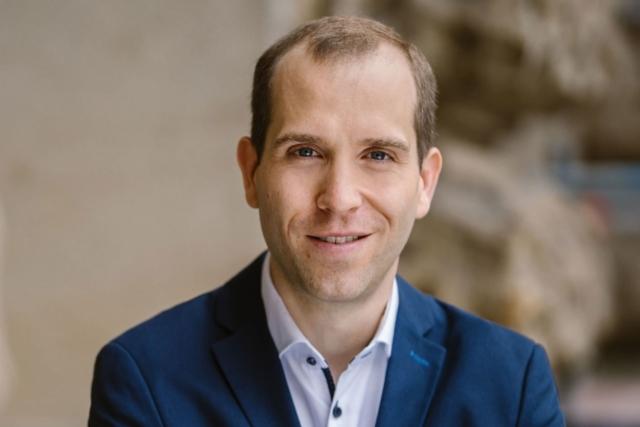 Dennis Thering CDU-Fraktionsvorsitzender