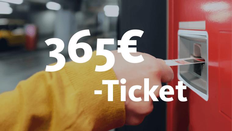 365€-Ticket