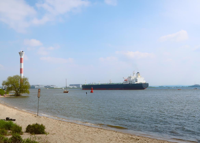 Blankenese-Strand